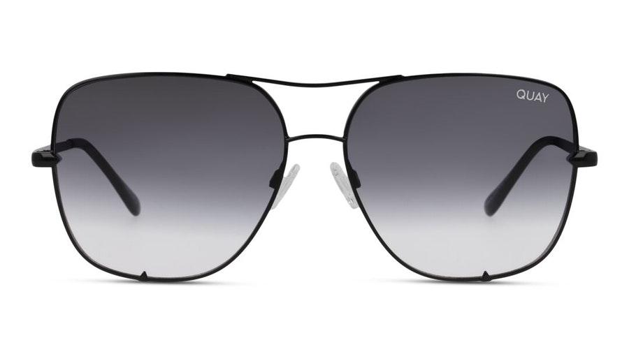 Quay High Key Navigator QU-000861 Unisex Sunglasses Grey / Black