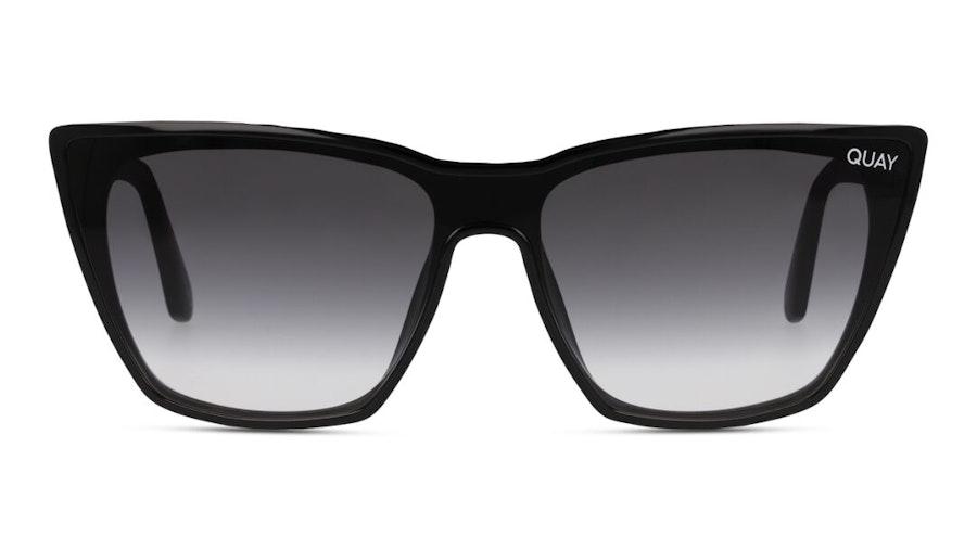 Quay On Point QW-000871 (BLK/FADE) Sunglasses Grey / Black
