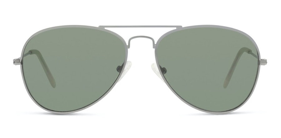 Seen BM37 Unisex Sunglasses Green/Gold
