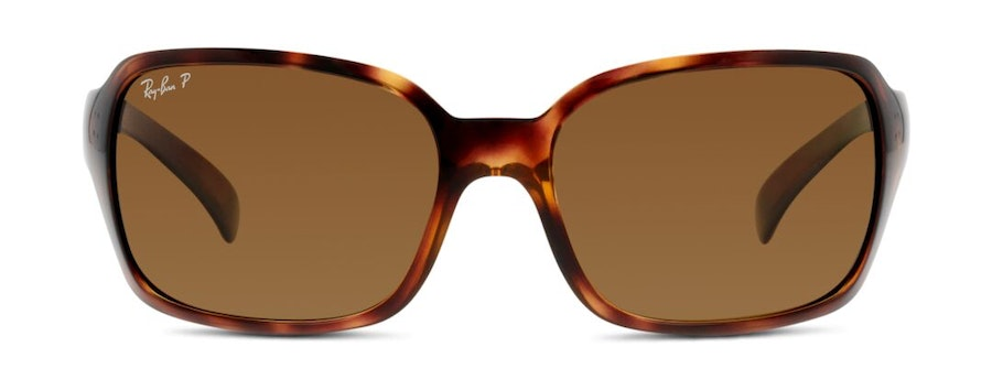 Ray-Ban RB 4068 Women's Sunglasses Brown/Tortoise Shell