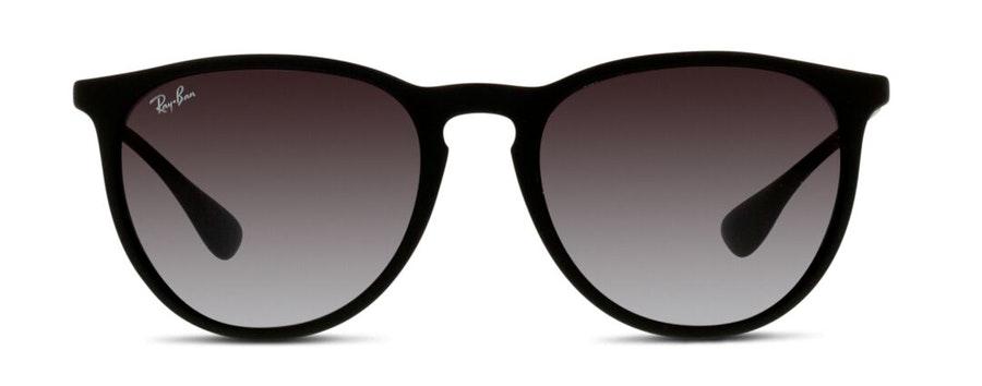 Ray-Ban Erika RB 4171 Unisex Sunglasses Grey/Black
