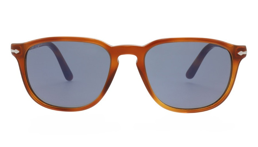 Persol PO 3019S Men's Sunglasses Blue / Tortoise Shell