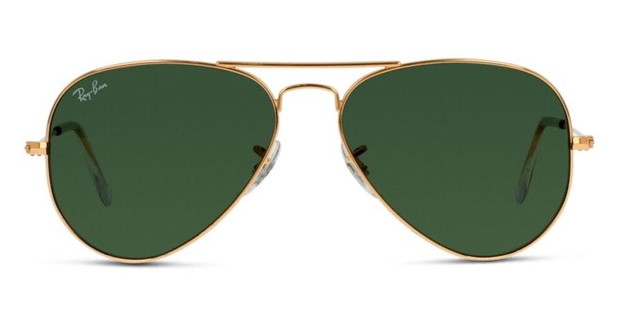 Ray-Ban Aviator RB 3025 Men's Sunglasses Grey/Gold