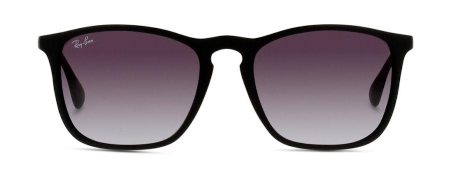 Ray-Ban Chris RB 4187 Men's Sunglasses Grey/Black
