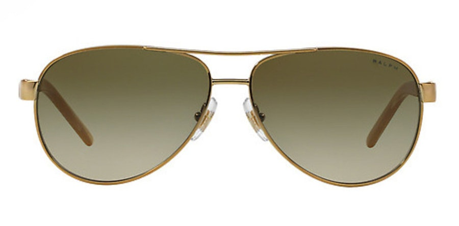 Ralph by Ralph Lauren RA 4004 Women's Sunglasses Brown / Gold