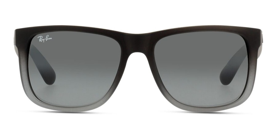 Ray-Ban Justin RB 4165 Men's Sunglasses Silver/Grey
