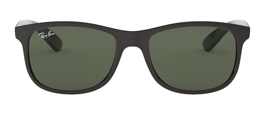 Ray-Ban Andy RB 4202 Men's Sunglasses Green/Black