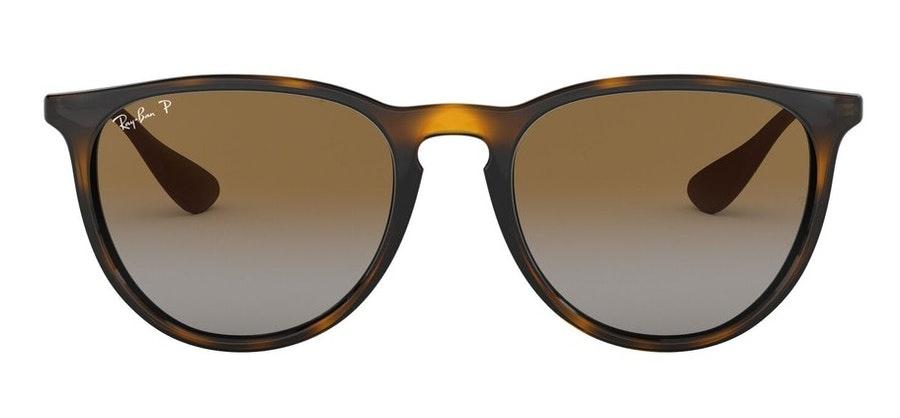Ray-Ban Erika RB 4171 Unisex Sunglasses Brown/Havana