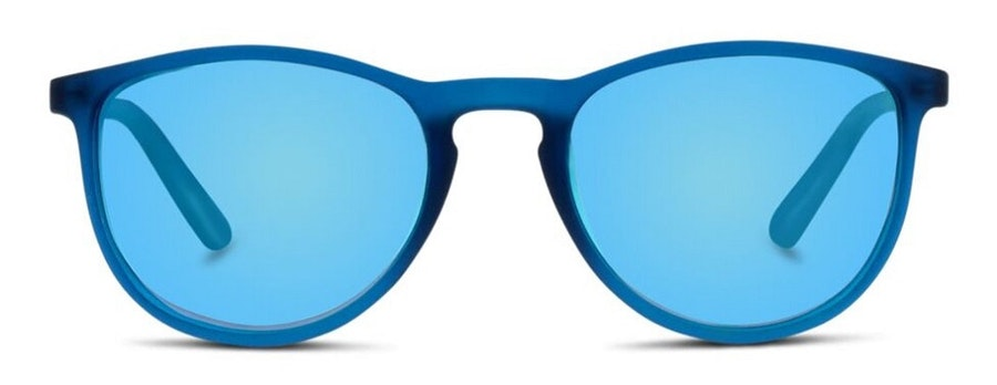 Polaroid Kids PLD 8016/N Children's Sunglasses Blue/Blue