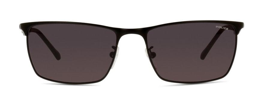 Police PL 8969 Men's Sunglasses Grey/Black