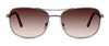 C-Line EM01 Men's Sunglasses Brown/Grey