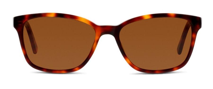 C-Line CN EF22 Unisex Sunglasses Brown / Tortoise Shell