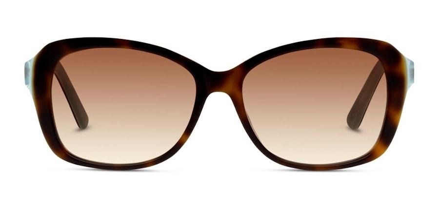 C-Line CN EF42 Women's Sunglasses Brown/Tortoise Shell