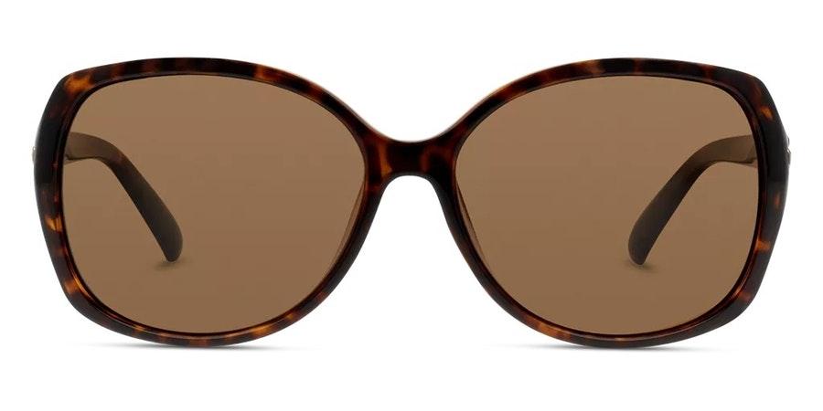 Polaroid PLD 5011/S Women's Sunglasses Brown / Tortoise Shell