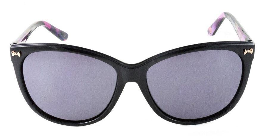 Ted Baker Raine TB 1395 Women's Sunglasses Violet/Black