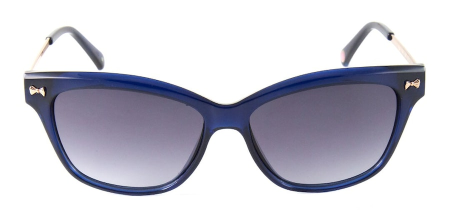 Ted Baker Inga TB 1441 Women's Sunglasses Grey/Blue