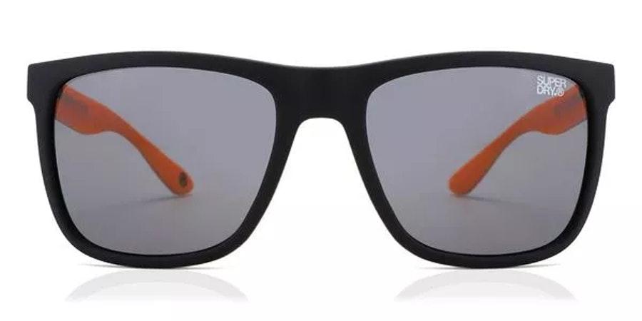Superdry Runner 104 Men's Sunglasses Grey/Black
