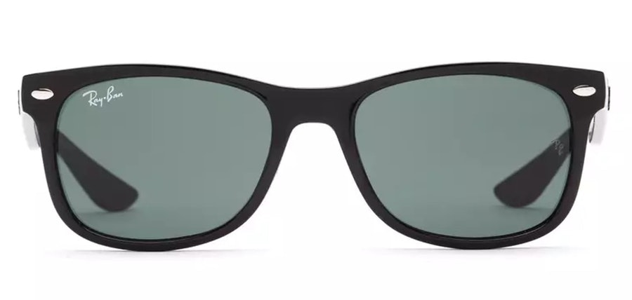 Ray-Ban Juniors RJ9052S Children's Sunglasses Green/Black