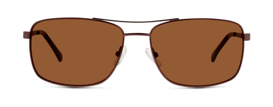Seen FM05 Women's Sunglasses Brown/Brown