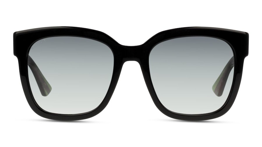 Gucci GG 0034S Women's Sunglasses Grey/Black