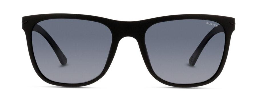 Police PL 357 Men's Sunglasses Grey/Black