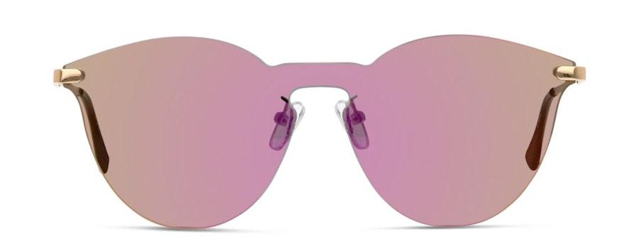 Seen SN GF03 Women's Sunglasses Red/Gold
