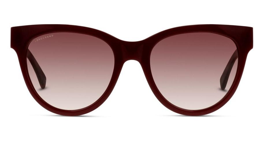 Longchamp LO602S Women's Sunglasses Brown/Violet