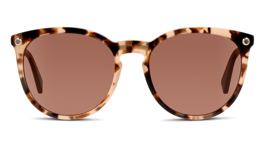 Longchamp LO 608S Women's Sunglasses Brown/Tortoise Shell