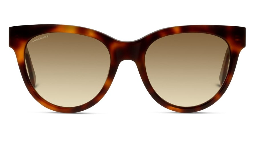 Longchamp LO 602S Women's Sunglasses Grey/Tortoise Shell