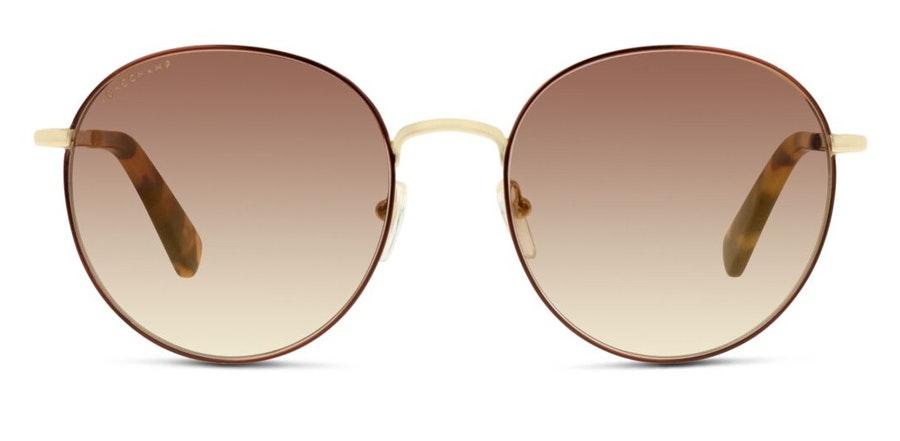 Longchamp LO 101S Women's Sunglasses Grey / Gold