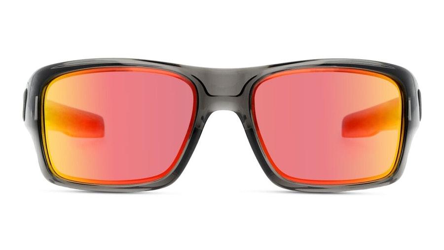 Oakley Youth Turbine XS OJ 9003 Children's Sunglasses Orange/Grey