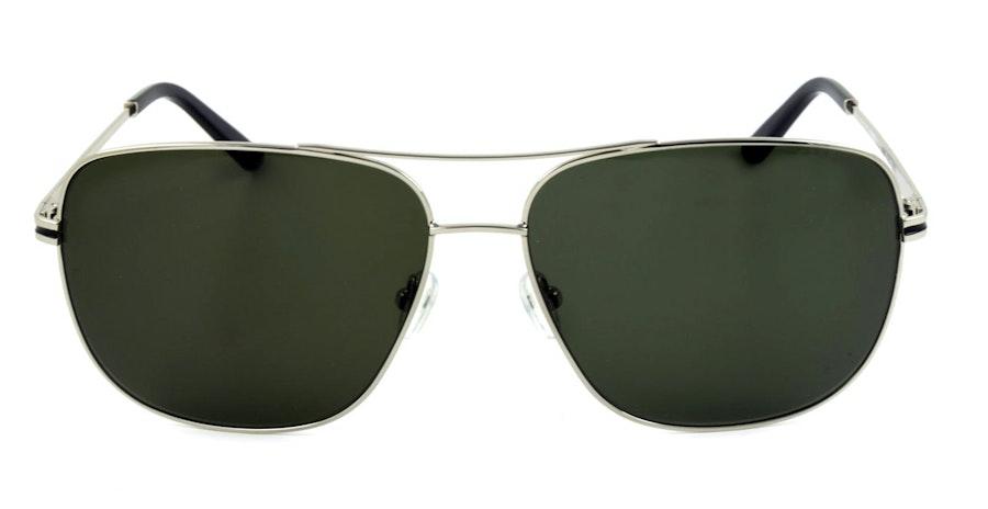 Barbour BS 059 Men's Sunglasses Green/Silver