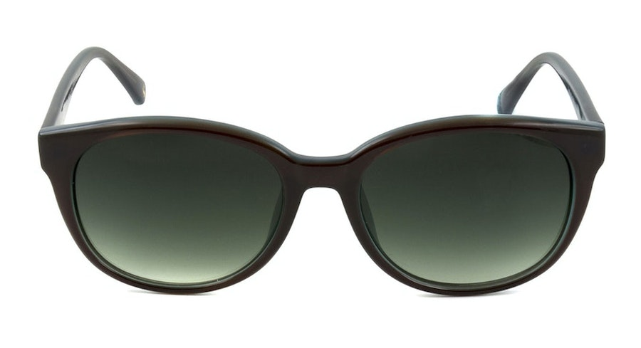 Joules Southwold 7014 Women's Sunglasses Green/Brown
