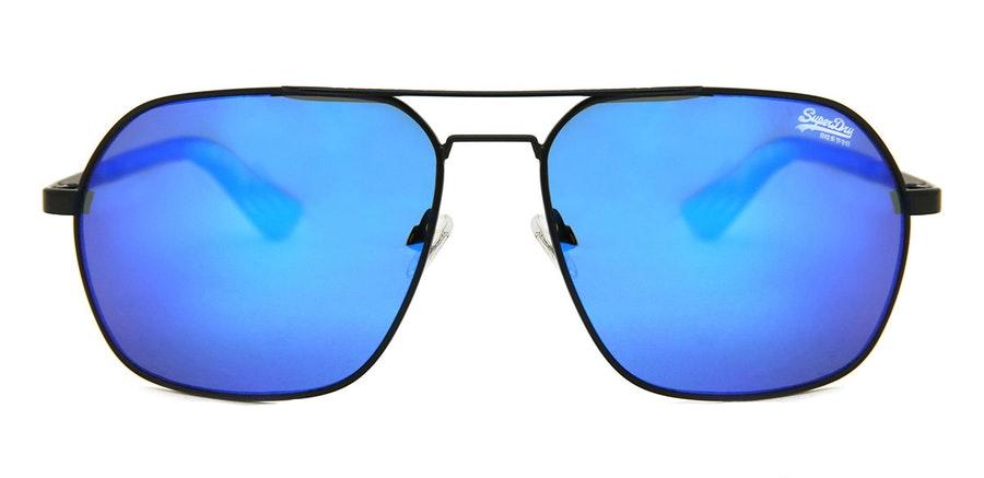 Superdry Raceway 004 Men's Sunglasses Blue/Black