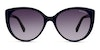 Tommy Hilfiger TH1573/S Women's Sunglasses Grey/Blue
