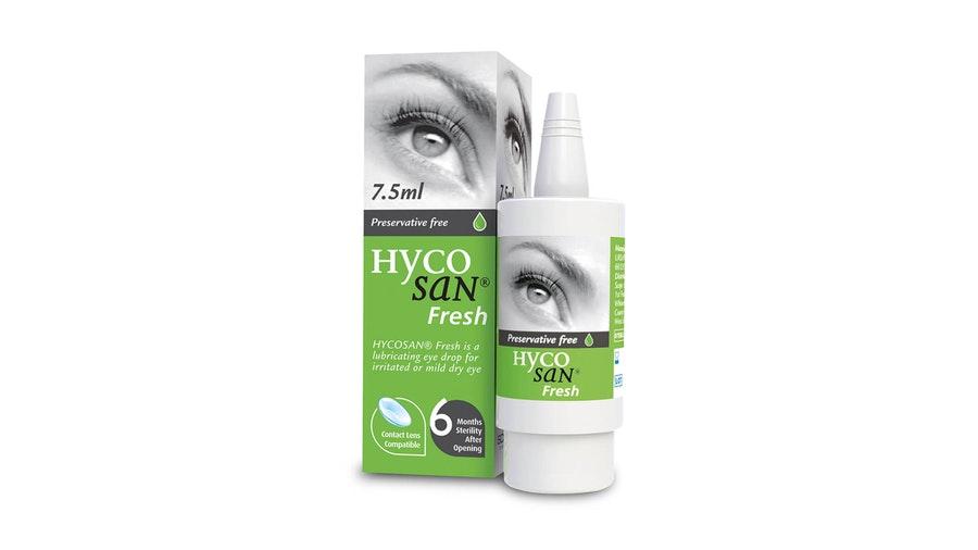 Hycosan Fresh Eye Drops