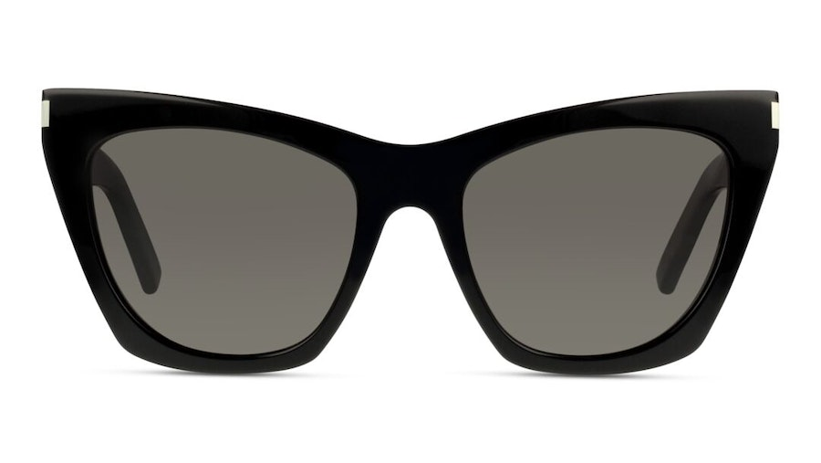Saint Laurent Kate SL 214 Women's Sunglasses Grey/Black