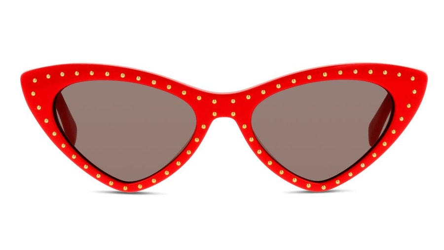 Moschino MOS 006/S Women's Sunglasses Grey / Red