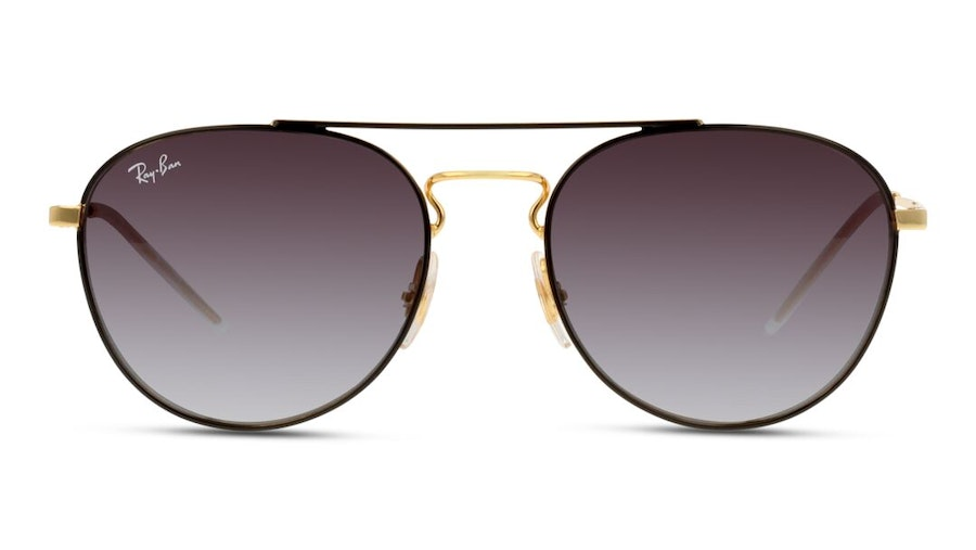 Ray-Ban RB 3589 Women's Sunglasses Grey/Gold