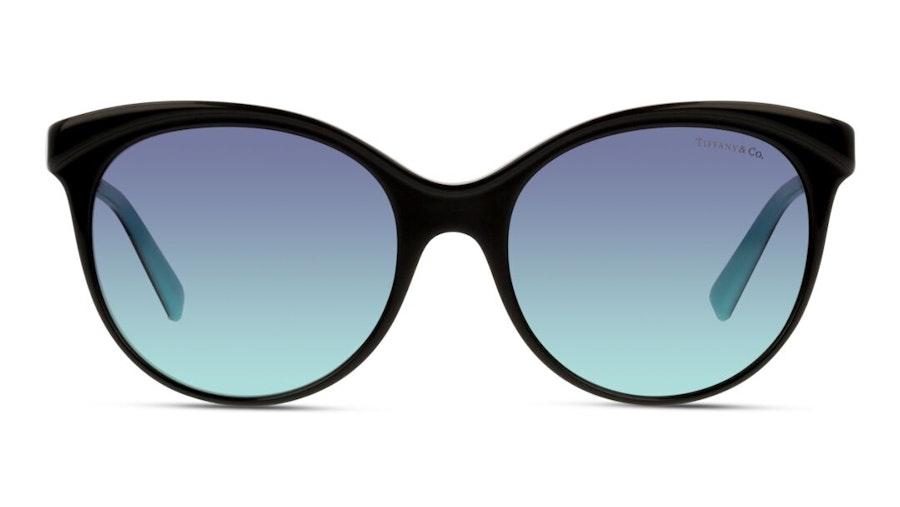 Tiffany & Co TF4149 Women's Sunglasses Blue/Black