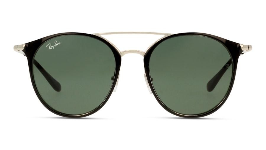 Ray-Ban Juniors RJ9545S Children's Sunglasses Green/Black