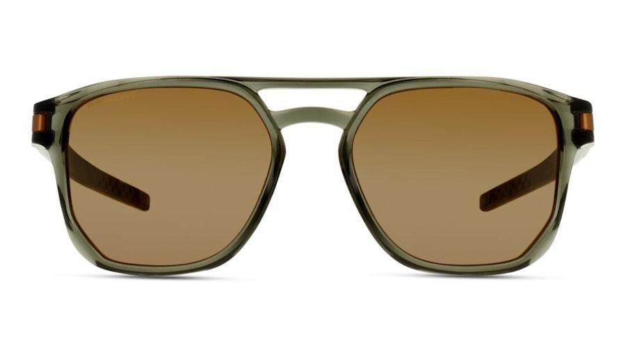Oakley Latch Beta OO 9436 Men's Sunglasses Brown/Transparent