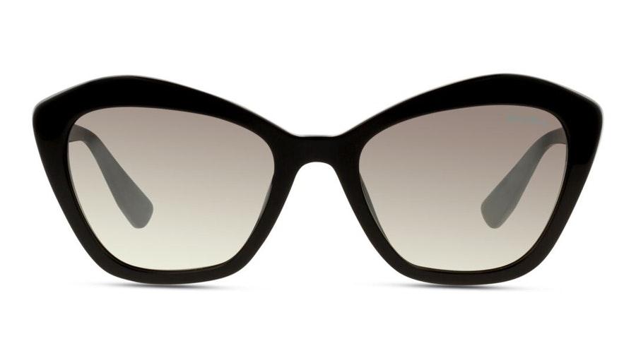 Miu Miu MU 05US Women's Sunglasses Grey / Black