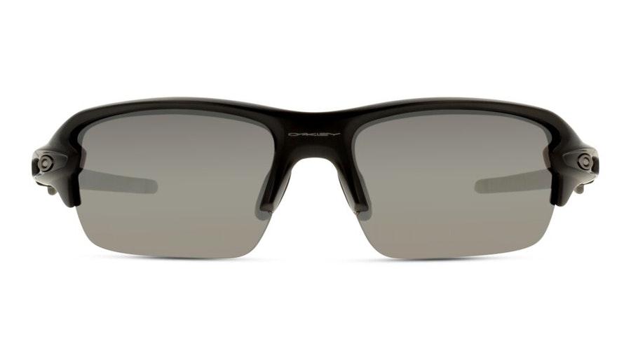 Oakley Youth Flak XS OJ 9005 Children's Sunglasses Grey / Black