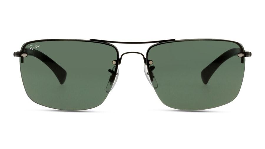 Ray-Ban RB 3607 Men's Sunglasses Green / Black