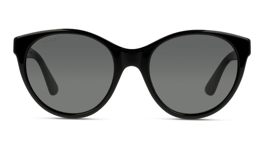 Gucci GG 0419S Women's Sunglasses Grey/Black