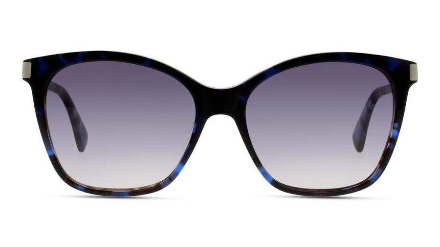 Longchamp LO 625S Women's Sunglasses Blue/Black