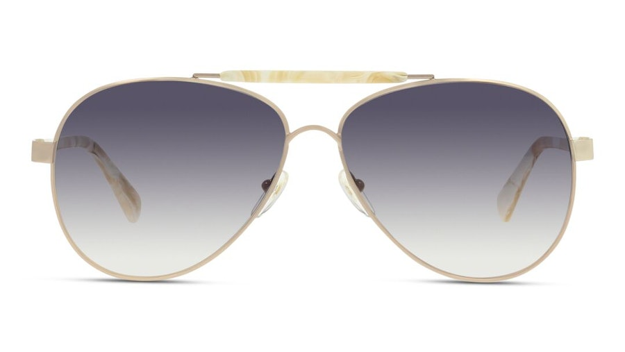 Longchamp LO 109S Women's Sunglasses Blue/Silver
