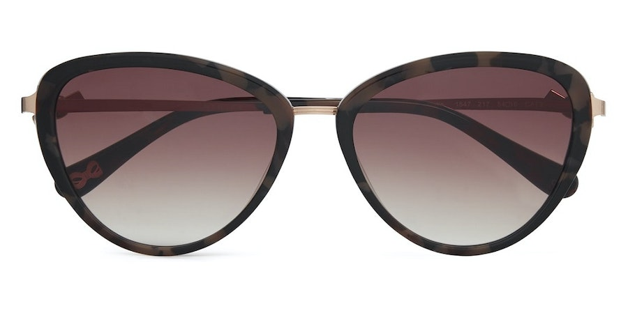Ted Baker Malin TB1547 Women's Sunglasses Brown/Pink