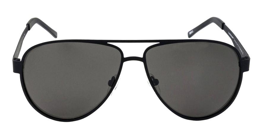 Dunlop 31 Men's Sunglasses Grey/Black
